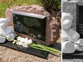 Обелиск памяти детей, погибших в Кемерово